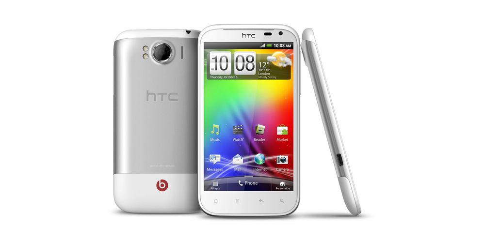 HTC lansererer Sensation XL