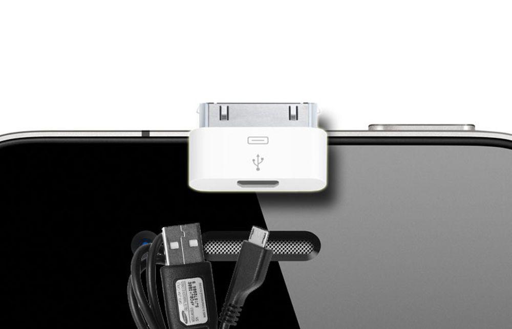 Apple gir iPhone Micro-USB