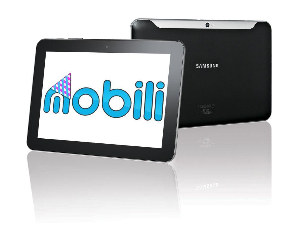 Vinn en Samsung Galaxy Tab 8.9