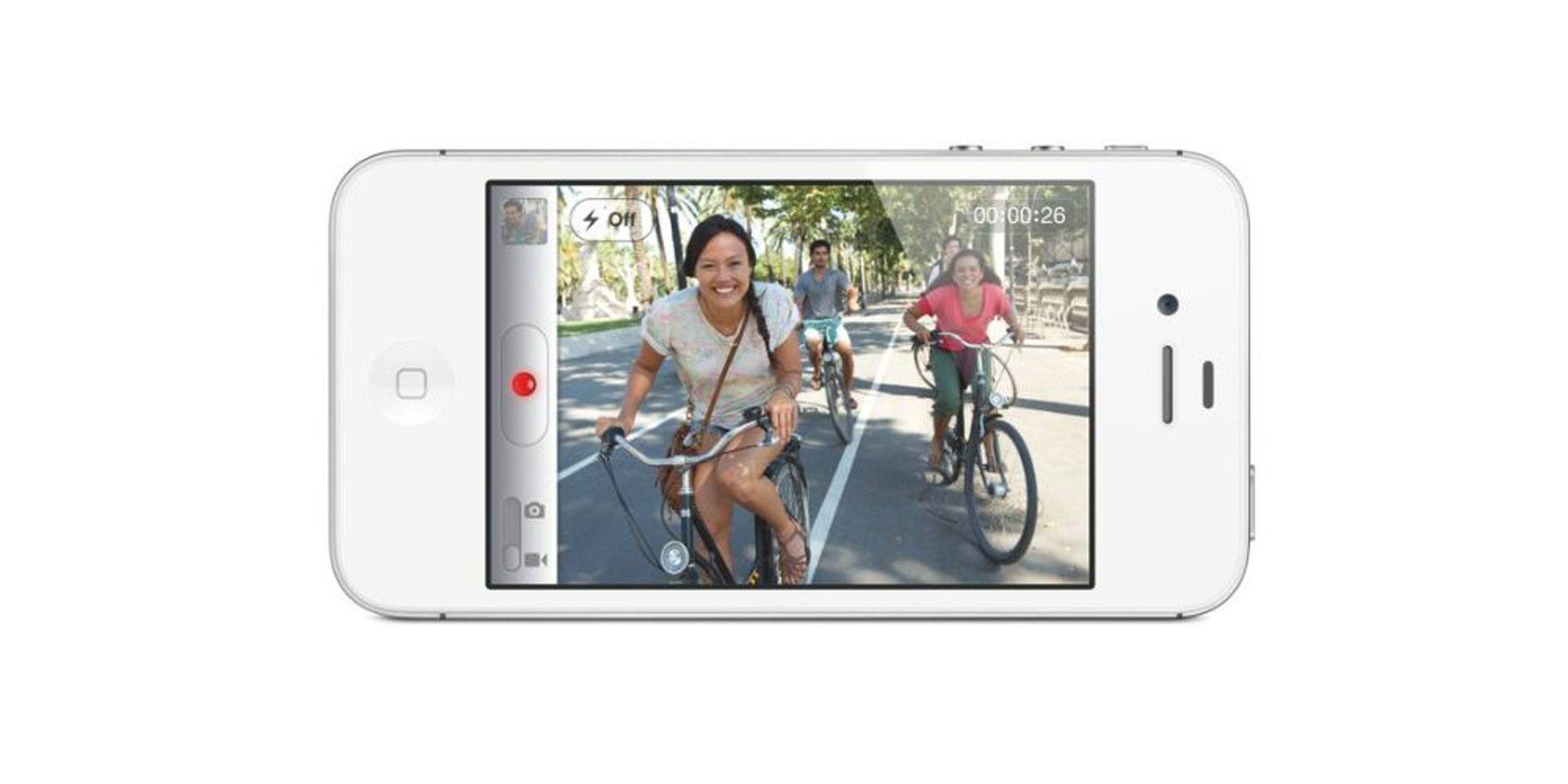 iPhone 4S er lansert