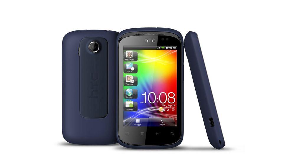 HTC lanserte Explorer
