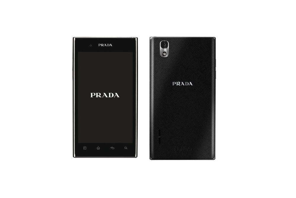 LG har lansert Prada-mobilen