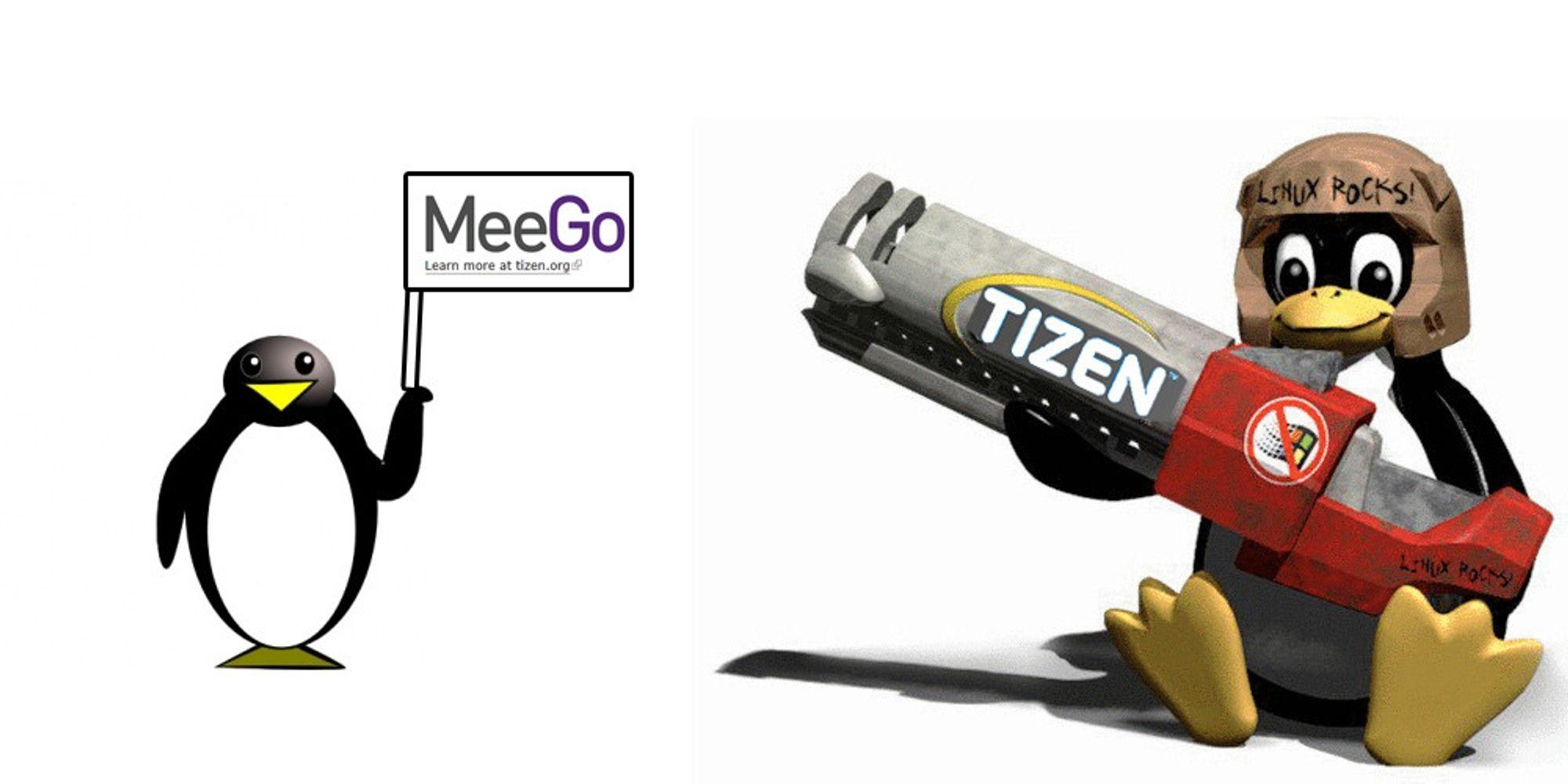 Intel og Samsung halshugger MeeGo