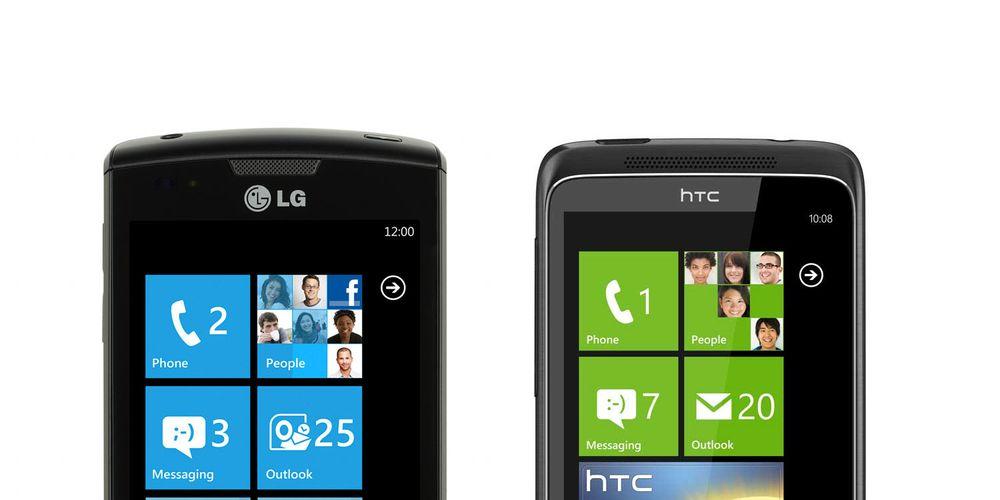 Windows Phone 7.5 Mango er ute