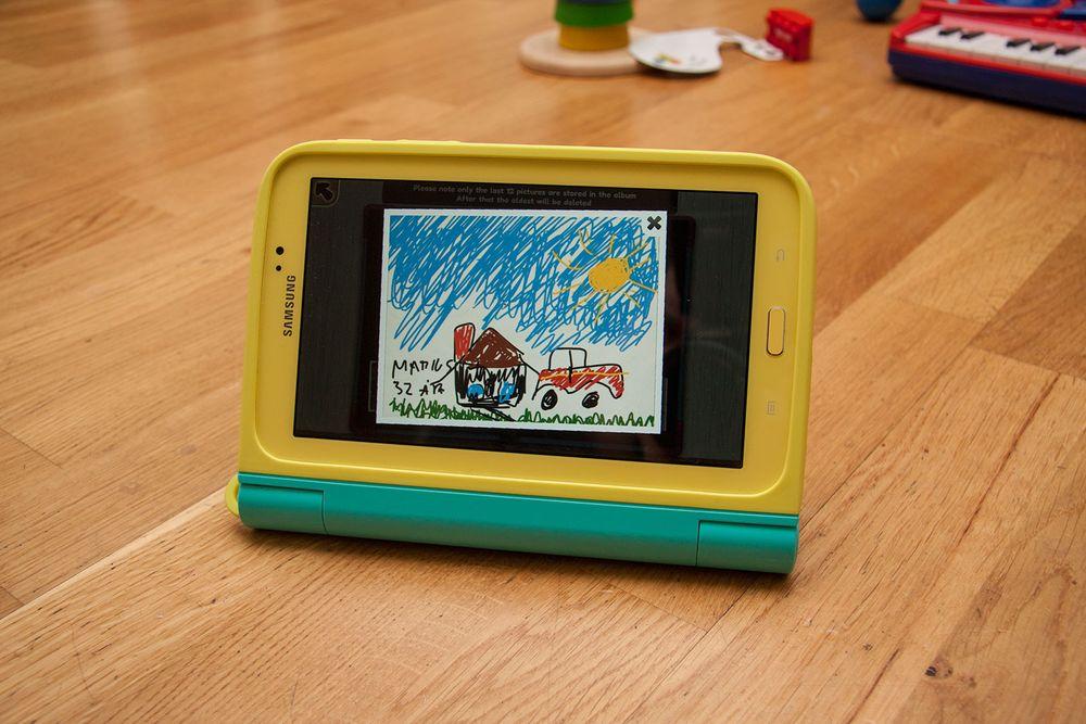 TEST: TEST: Samsung Galaxy Tab 3 Kids