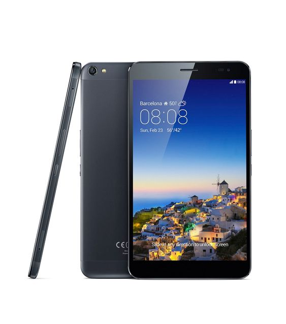 iPad-killer: Med MediaPad X1 går Huawei rett i strupen på Apple