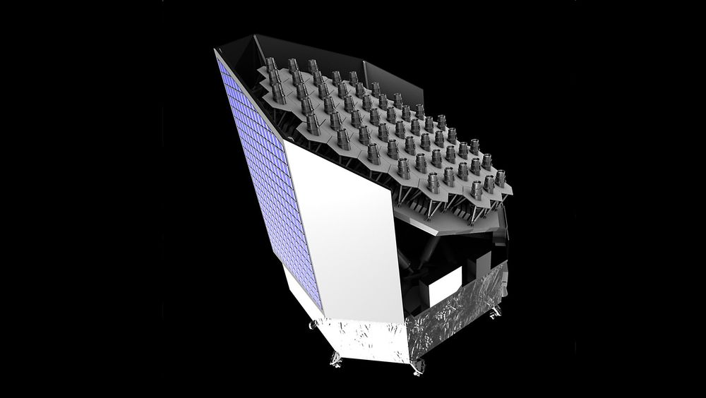 Plato skal bruke et sett av 34 små identiske teleskoper og kameraer for å finne planeter utenfor vårt solsystem.