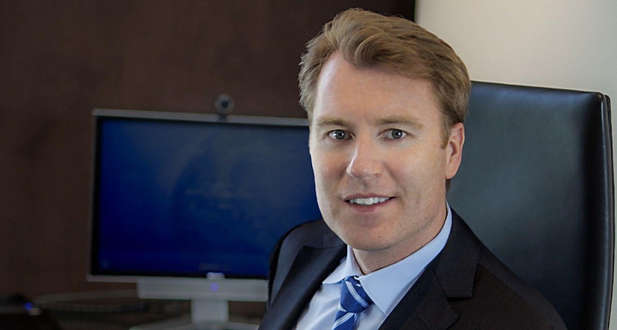 RIK: Schlumberger-sjef Pål Kibsgaard-Petersen skal ha nok til salt i maten. I fjor tjente han 139 millioner kroner.