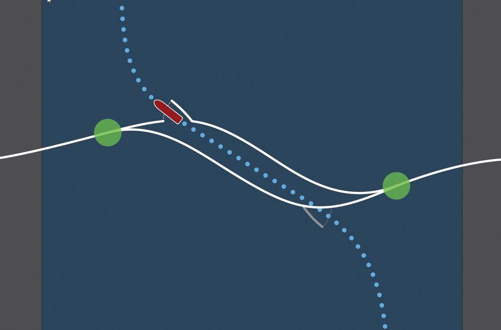 Sivilarkitekt Hans Petter Brenk Rønning mener en slusebru med to porter vil være den beste løsningen langs Ferjefri E39.