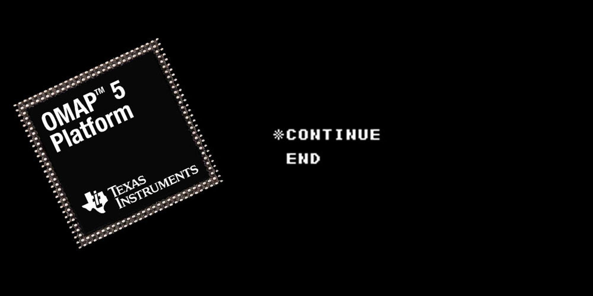 Texas Instruments fortsetter