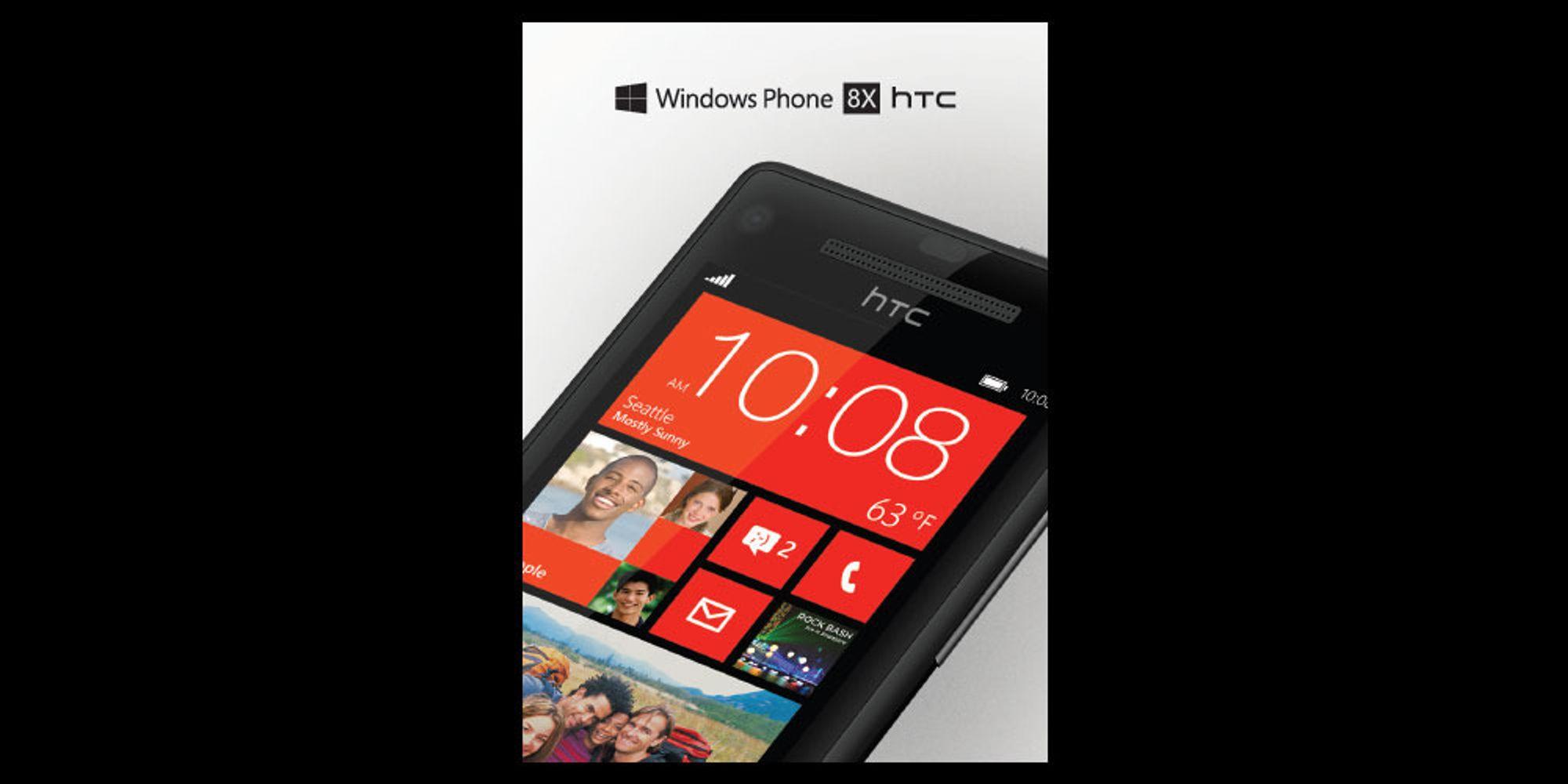 HTC One X og 8X er lekket