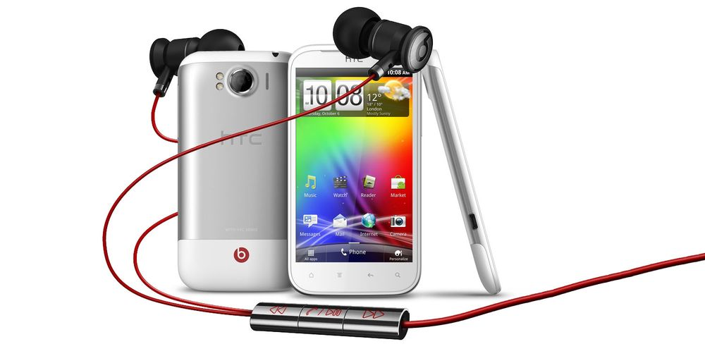 TEST: Test av HTC Sensation XL