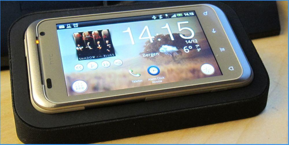 Test av HTC Rhyme