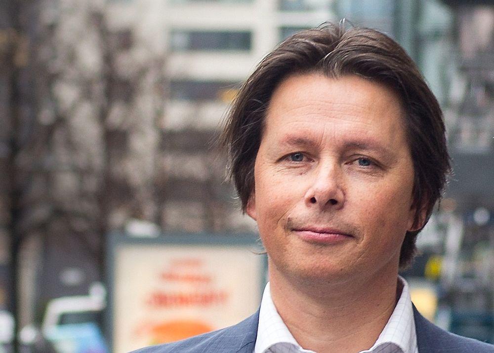 Ole Morten Damlien overtar sjefsstolen i landets kanskje pussigste potpurri-selskap.