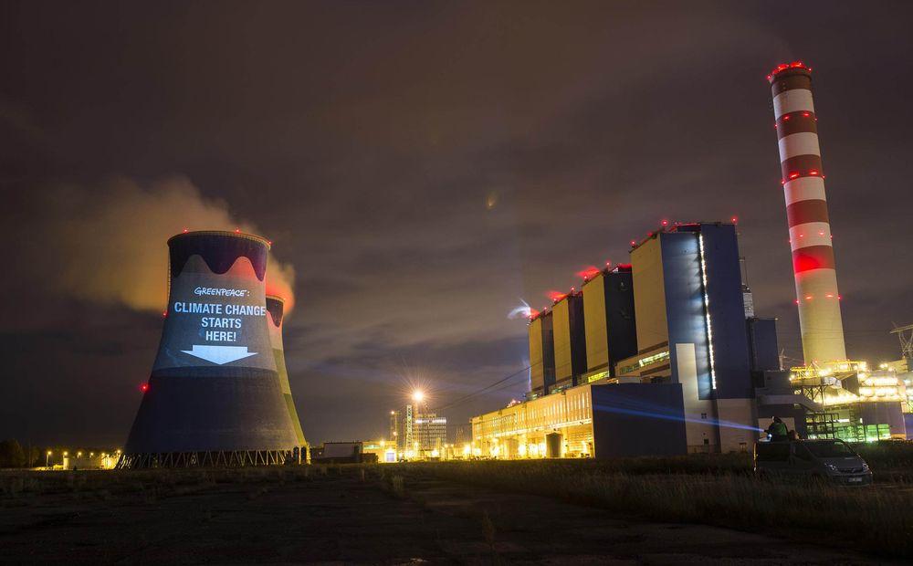 Greenpeace ønsker å kjøpe Vattenfalls brunkulloperasjoner i Tyskland, og legge det ned.