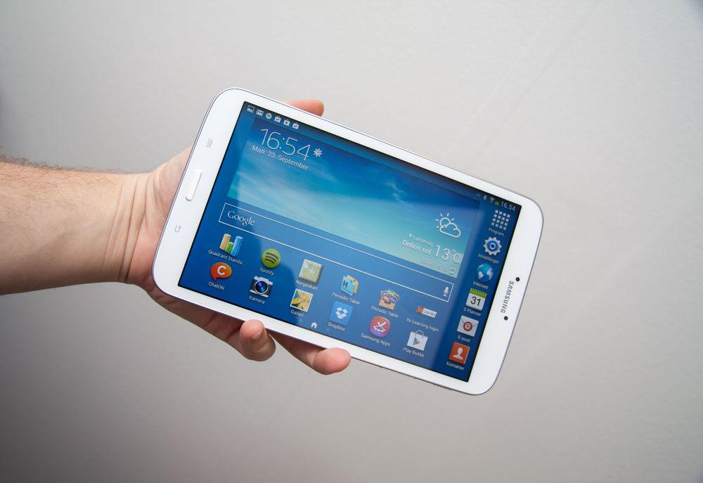 TEST: TEST: Samsung Galaxy Tab 3 8.0