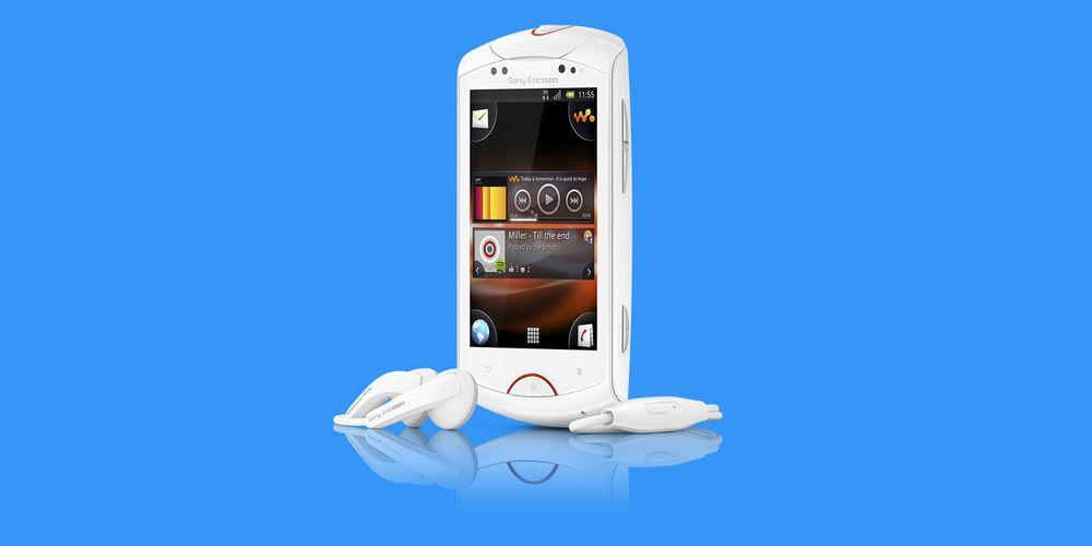 Sony Ericsson lanserer Android-Walkman