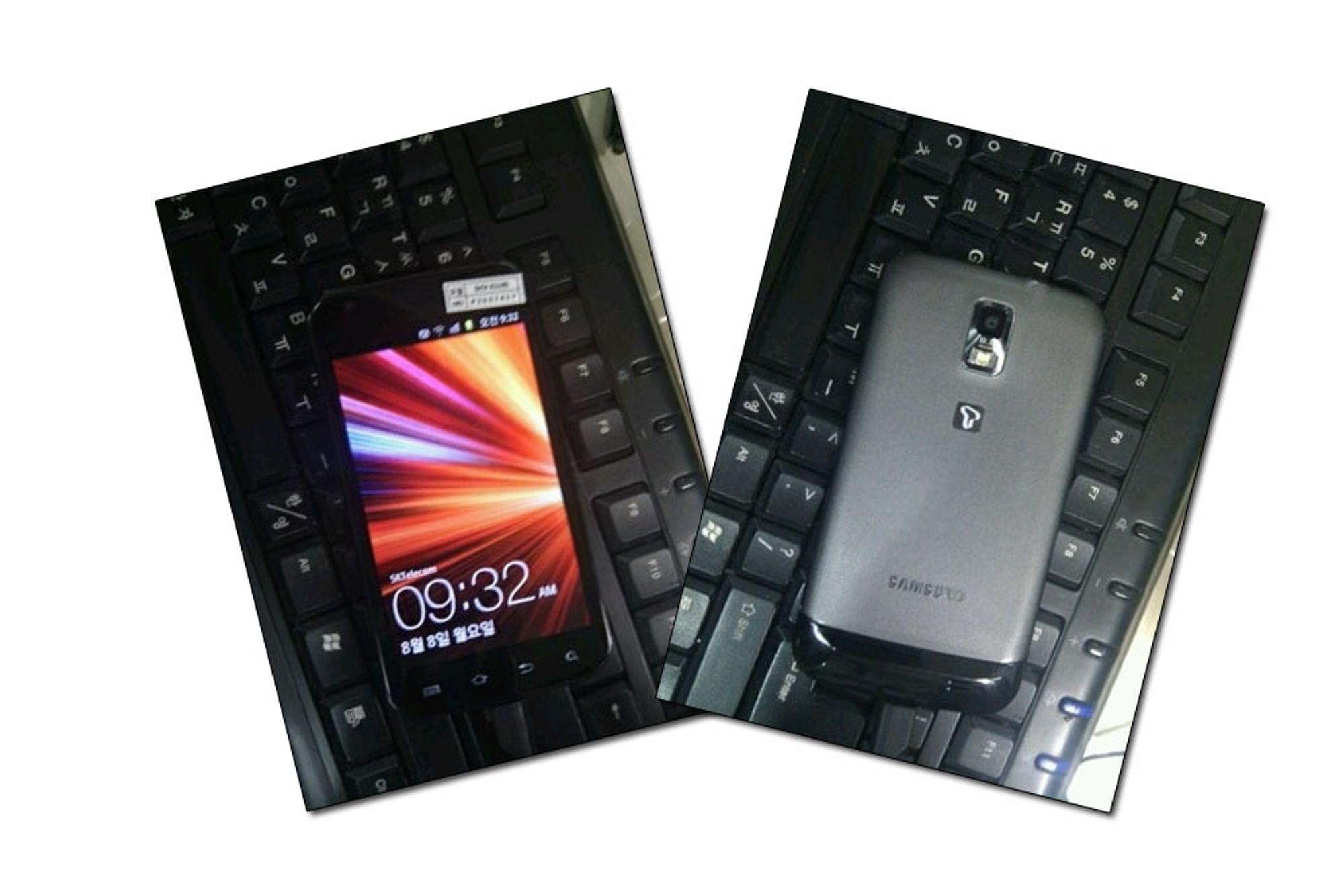 Nye bilder av Samsung Celox