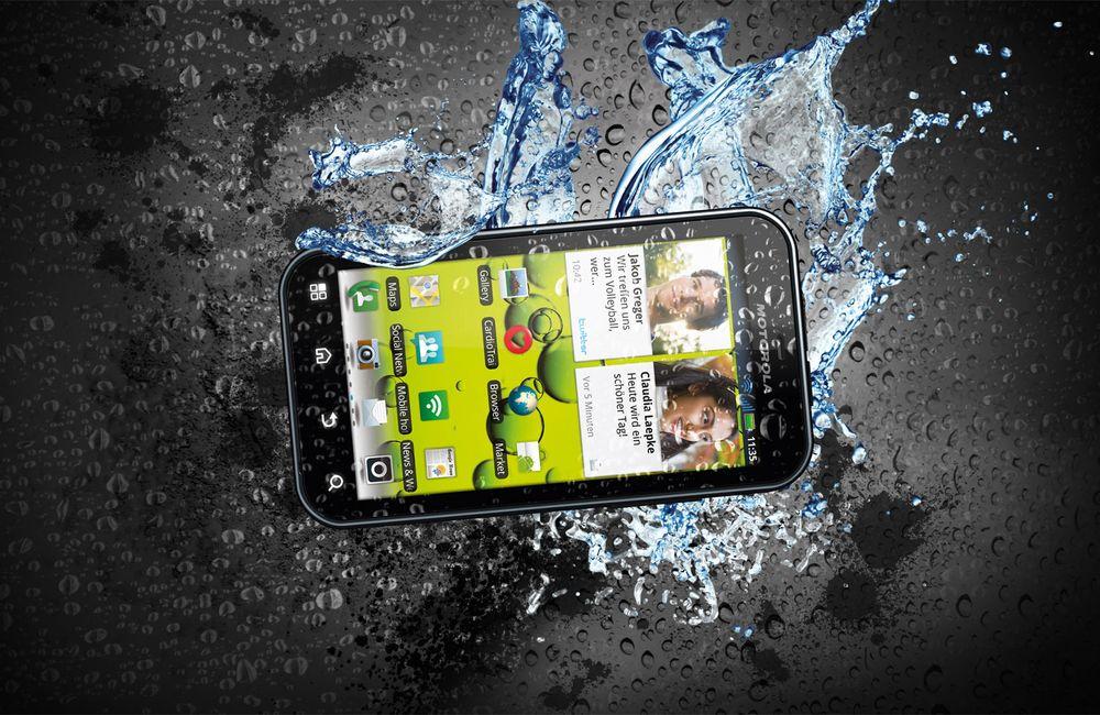 Motorola Defy+ er lansert