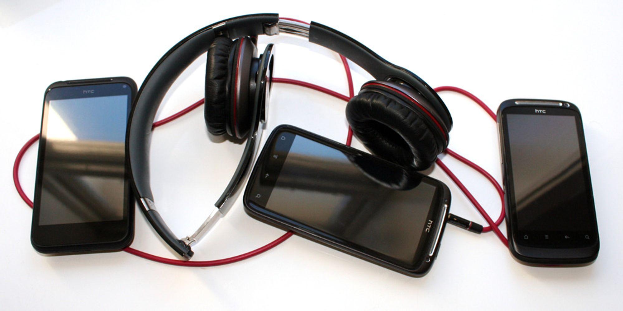 HTC teamer opp med Dr. Dre