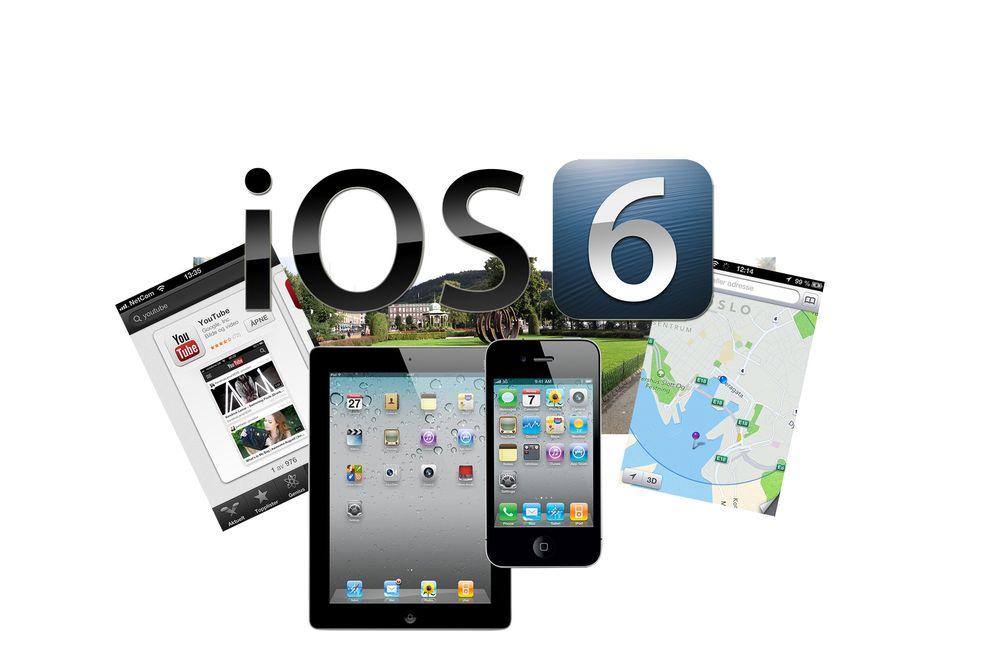 Slik er de viktigste iOS 6-nyhetene