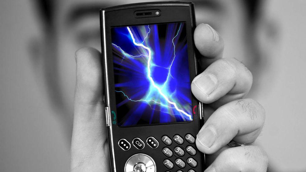 Ingen helsefarlig stråling fra mobilen