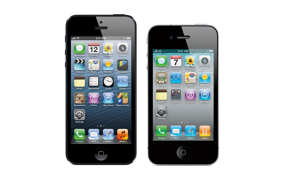 Er det verdt å oppgradere til iPhone 5?