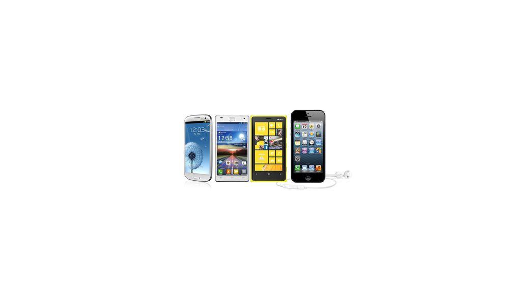Slik måler iPhone 5 seg mot konkurrentene