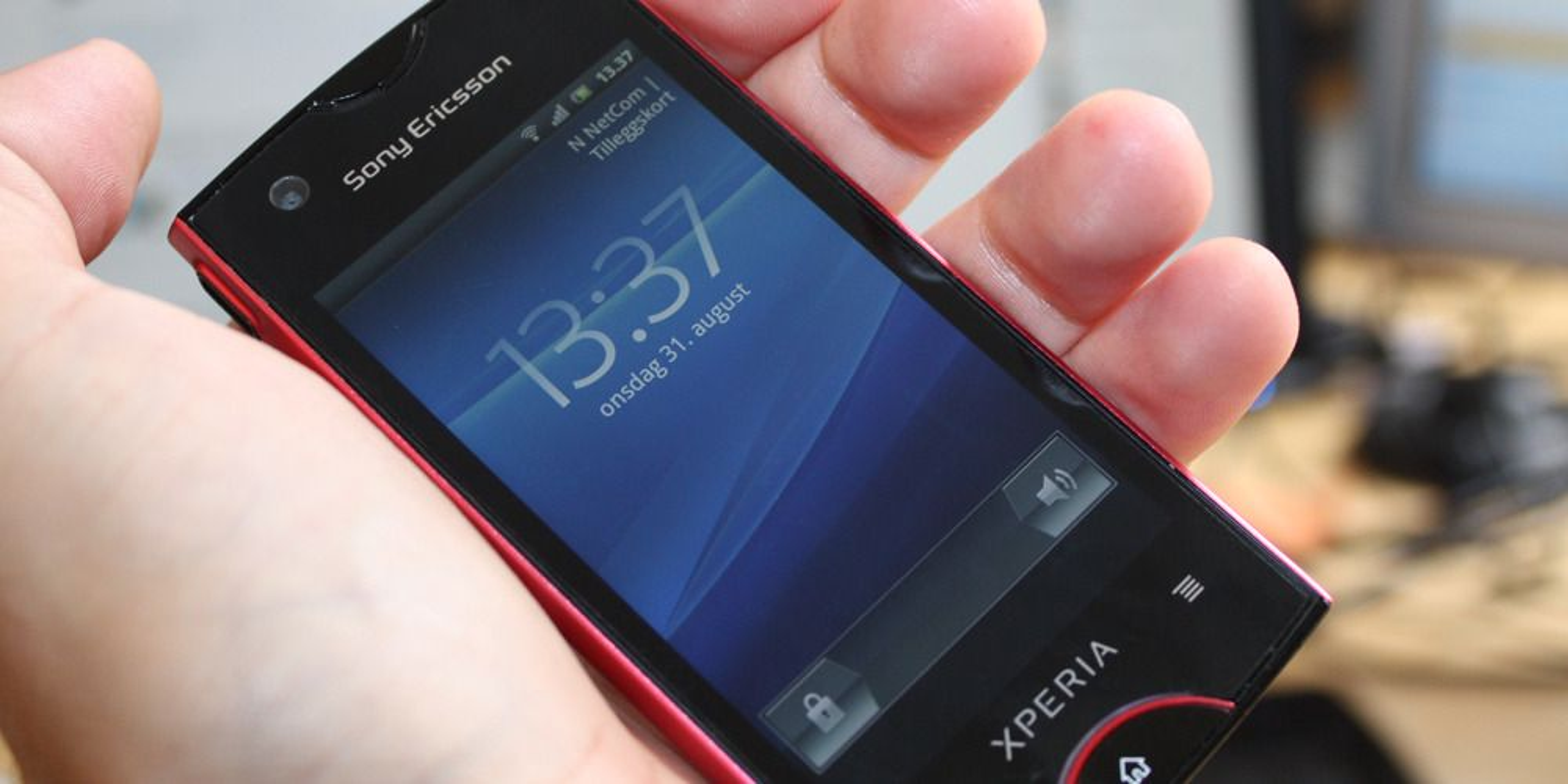 TEST: Test av Sony Ericsson Xperia Ray