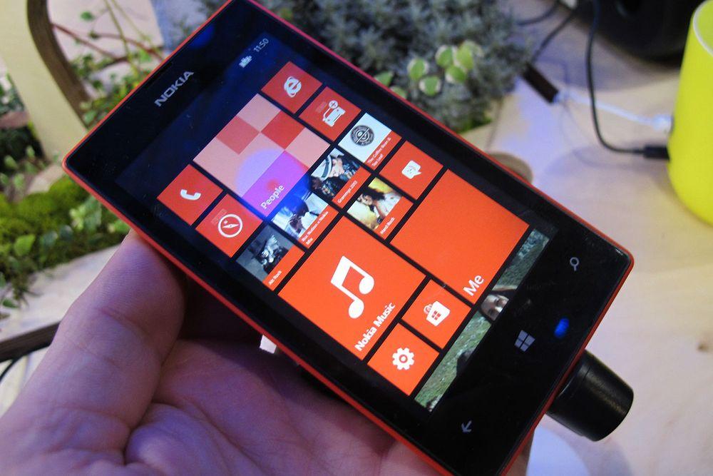 Lyntest: Nokia Lumia 520