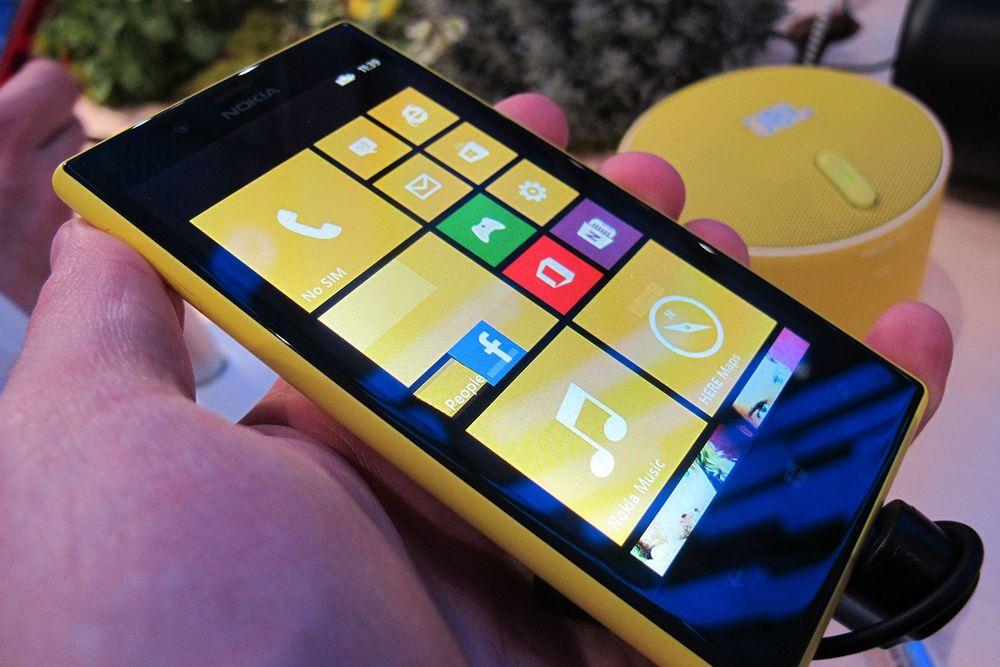 Lyntest: Nokia Lumia 720