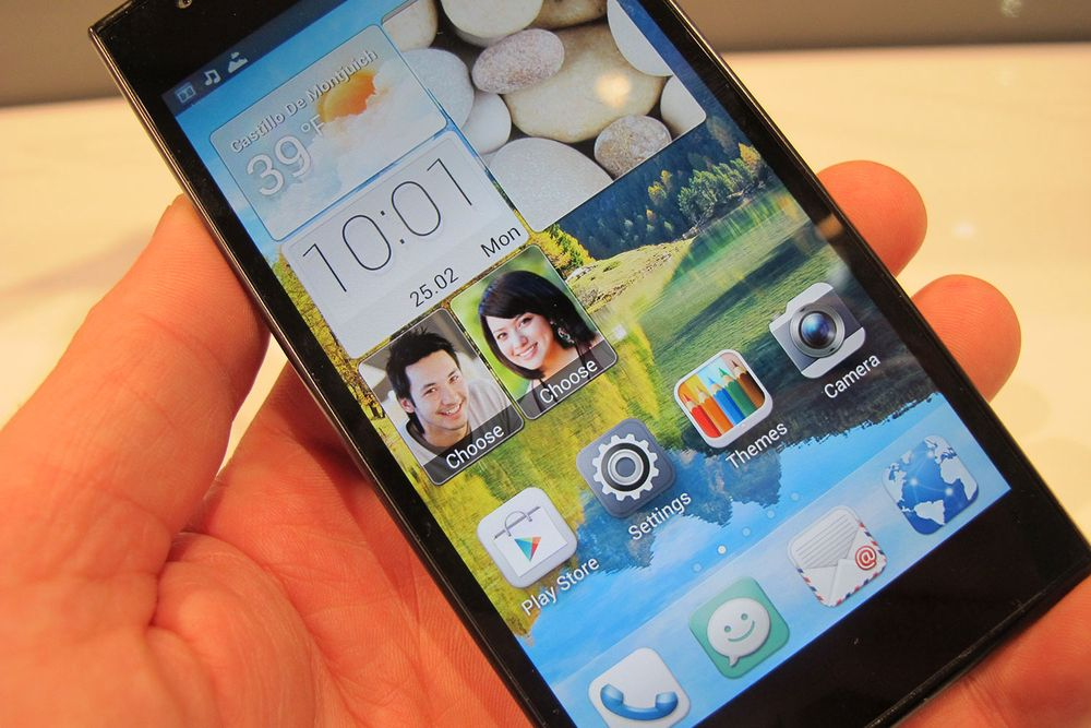 Lyntest: Huawei Ascend P2