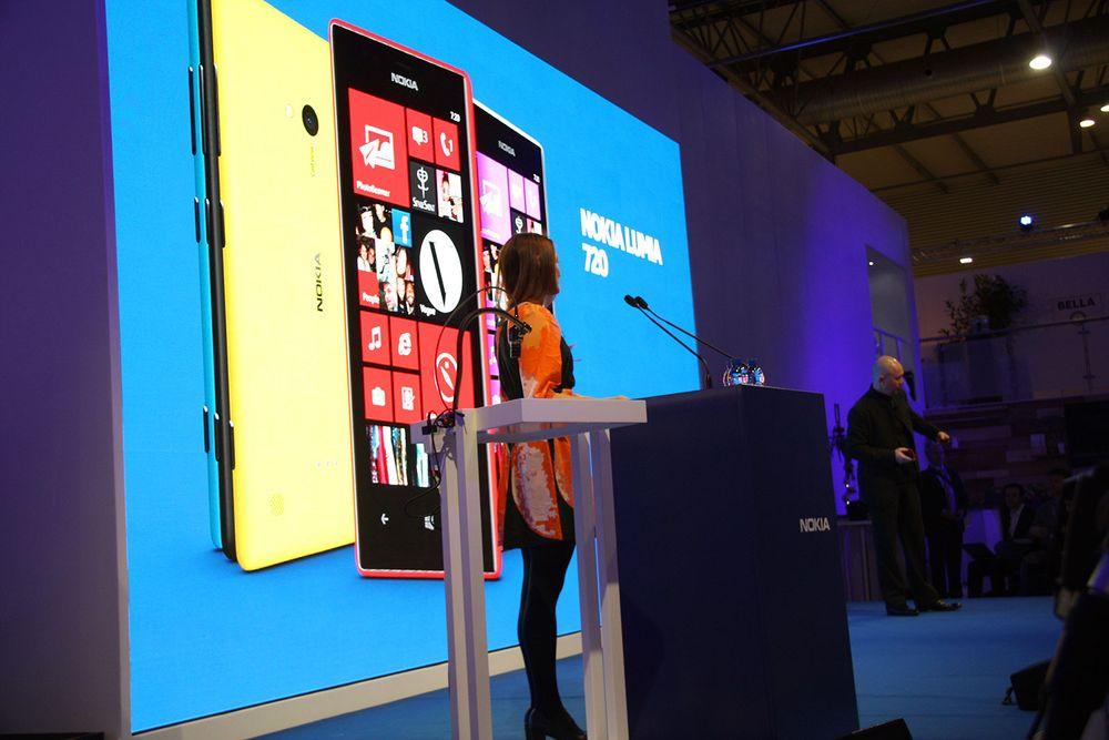 Nokia lanserer to nye Lumia-telefoner