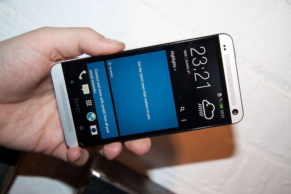 Lyntest: HTC One
