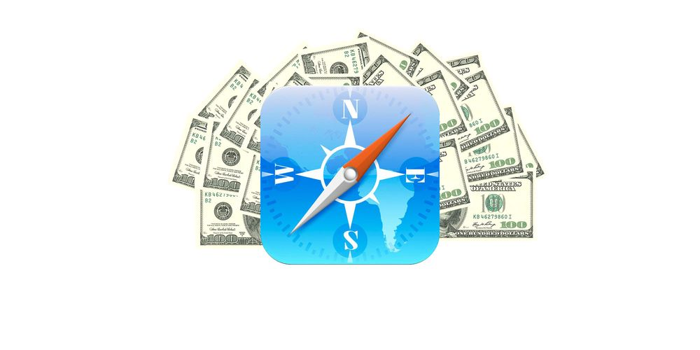 - Google betaler Apple en milliard neste år
