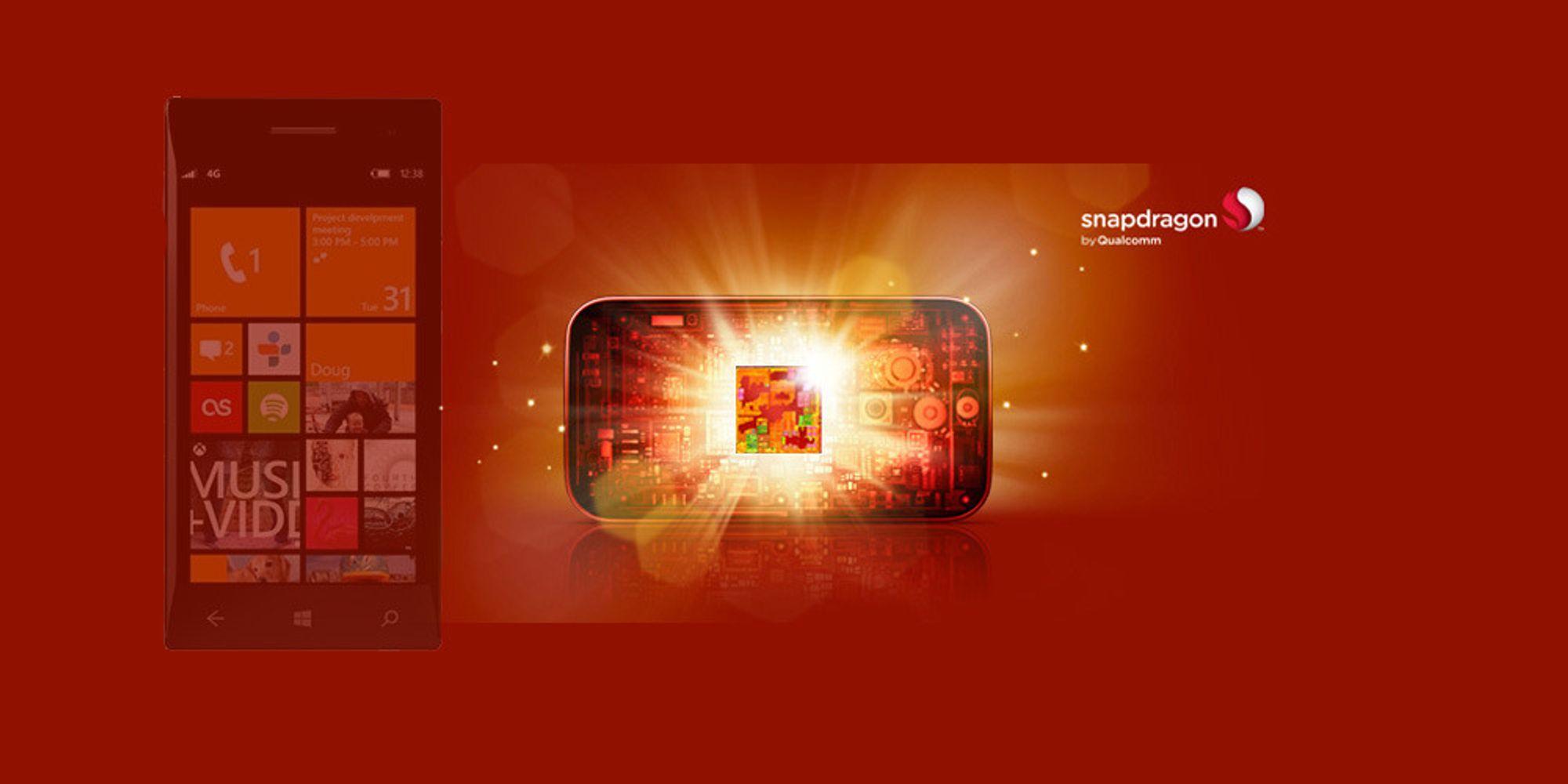 Slik blir Windows Phone 8-maskinvaren