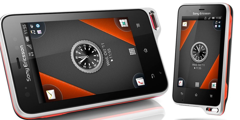 Android 4.0 til Xperia Active