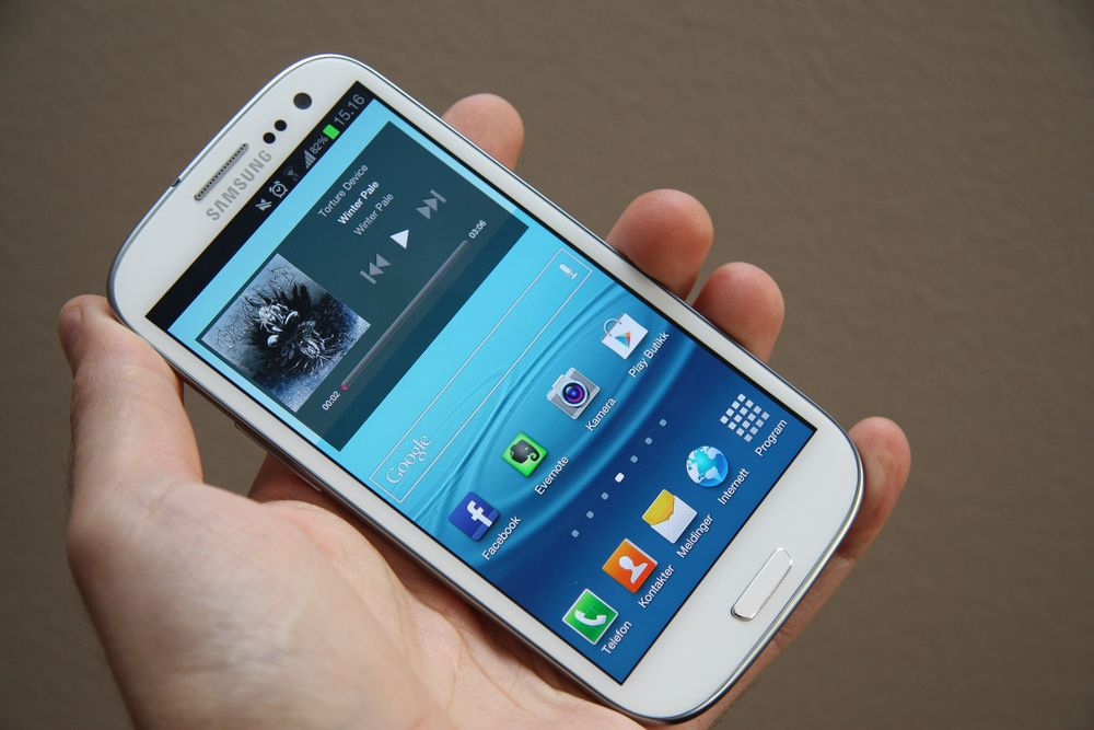 Apple vil forby Galaxy S III