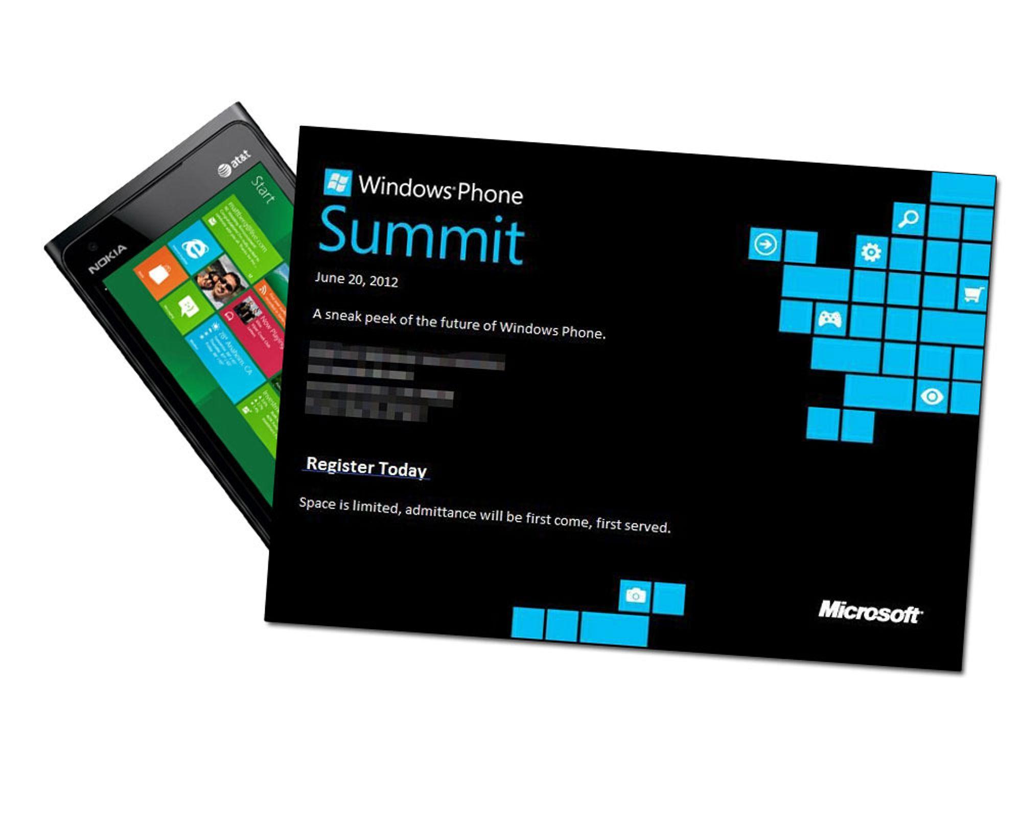 Windows Phone 8 denne måneden?