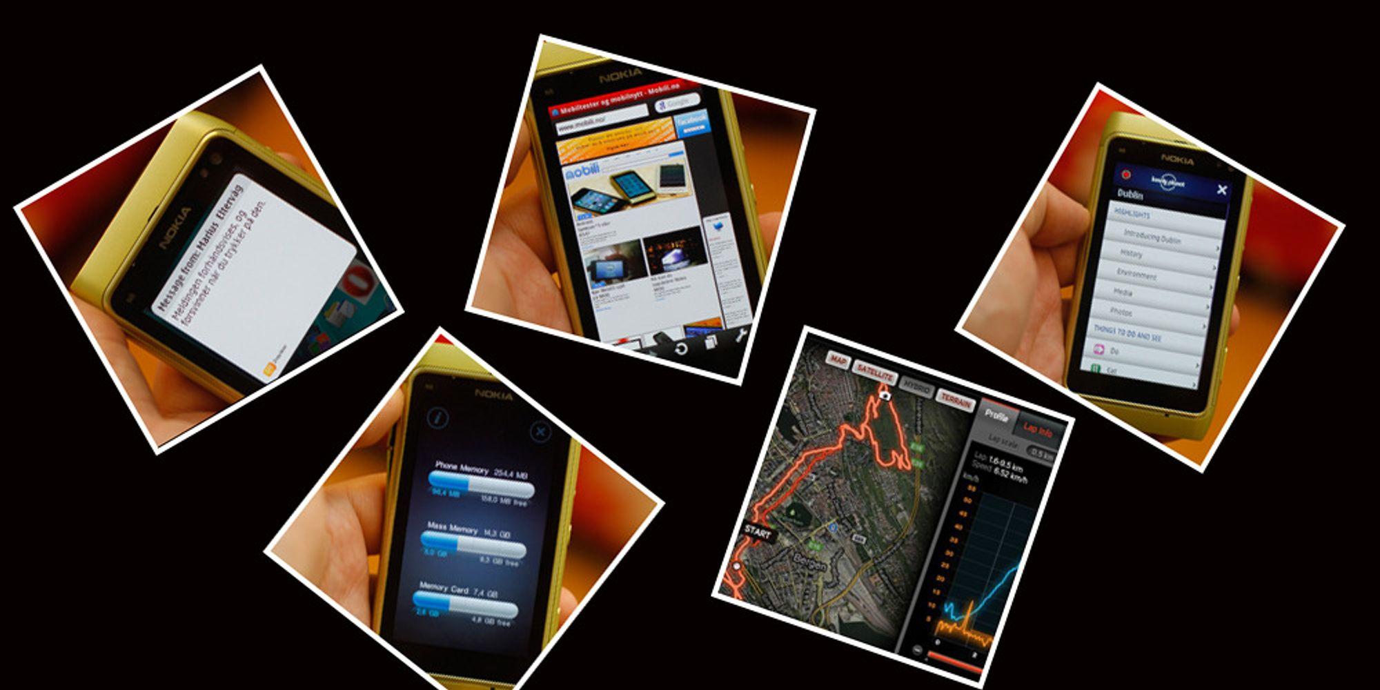 Fem gratisapps du bør ha på Nokia N8