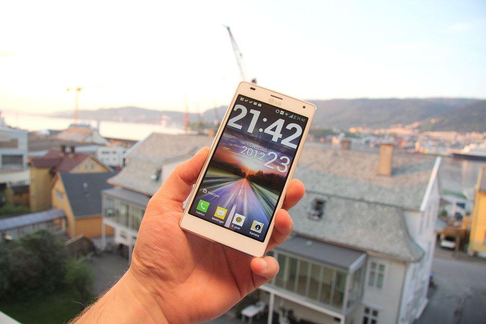 Test: LG Optimus 4X HD