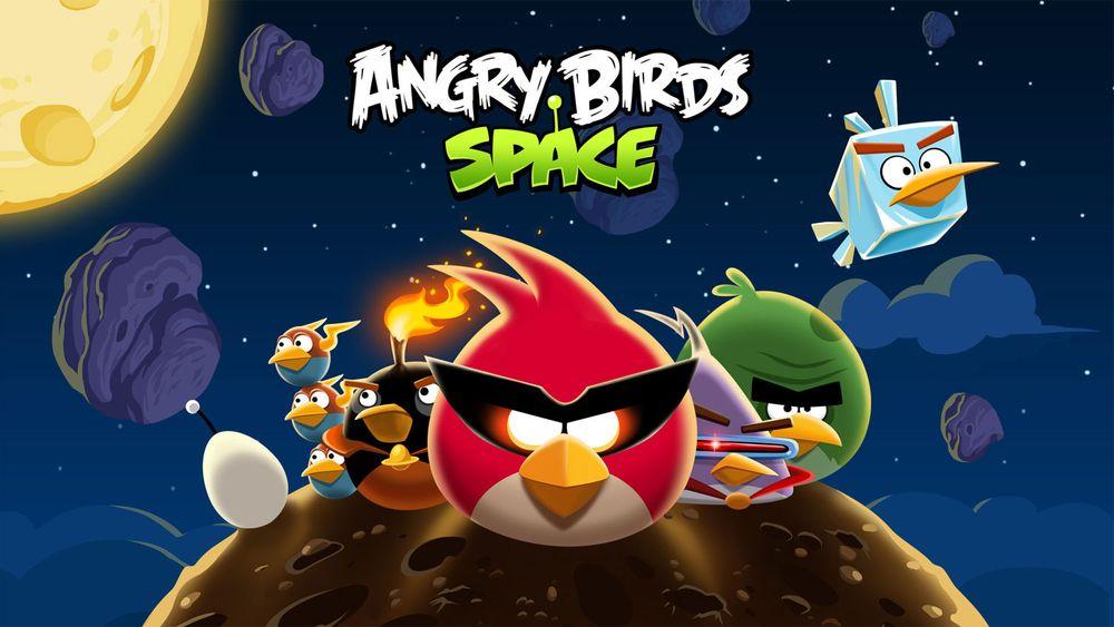 Angry Birds Space kommer ikke til Windows Phone