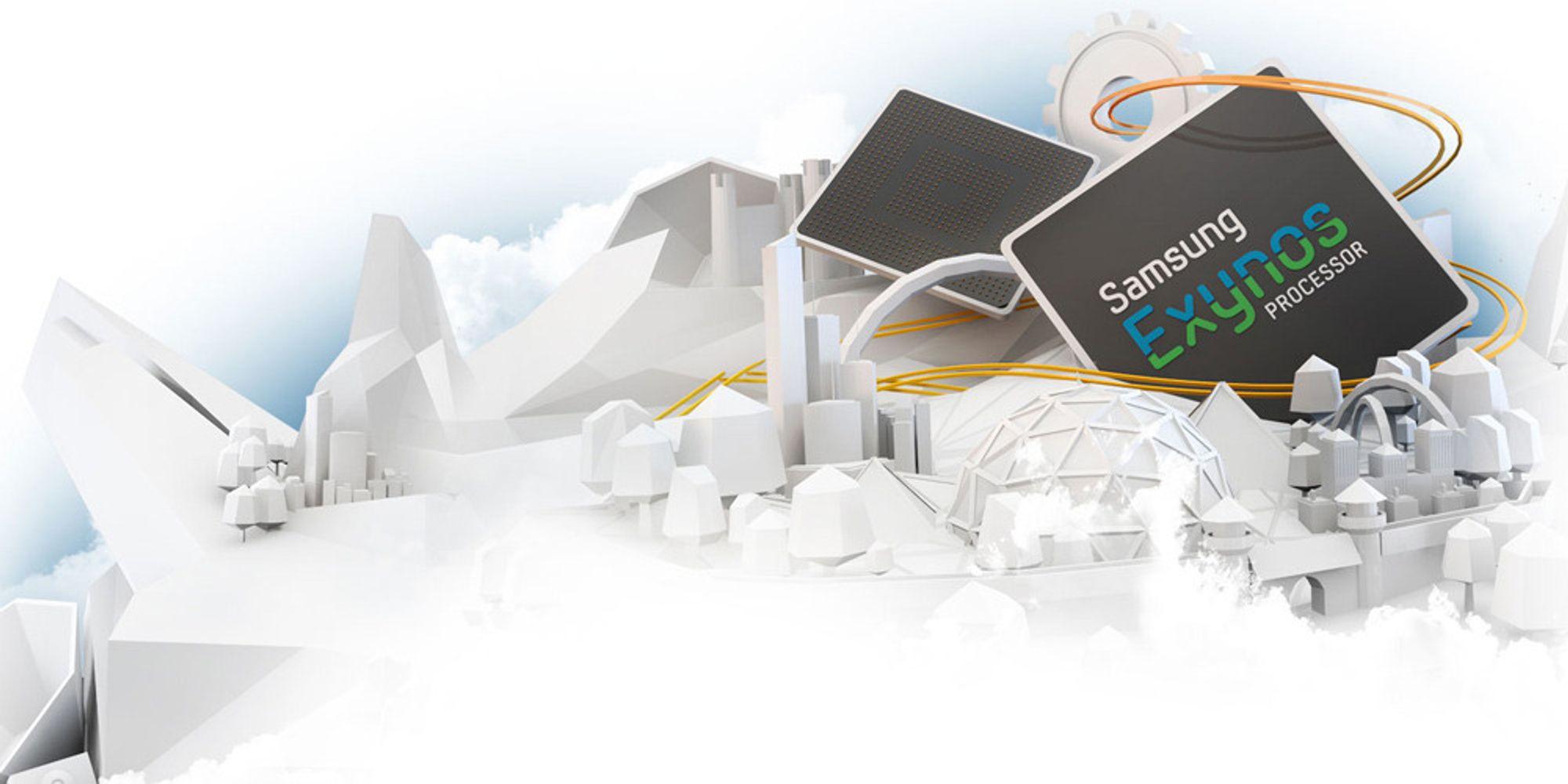 Galaxy S III får firekjerneprosessor