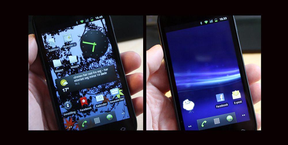 Slik rydder du Android-telefonen din