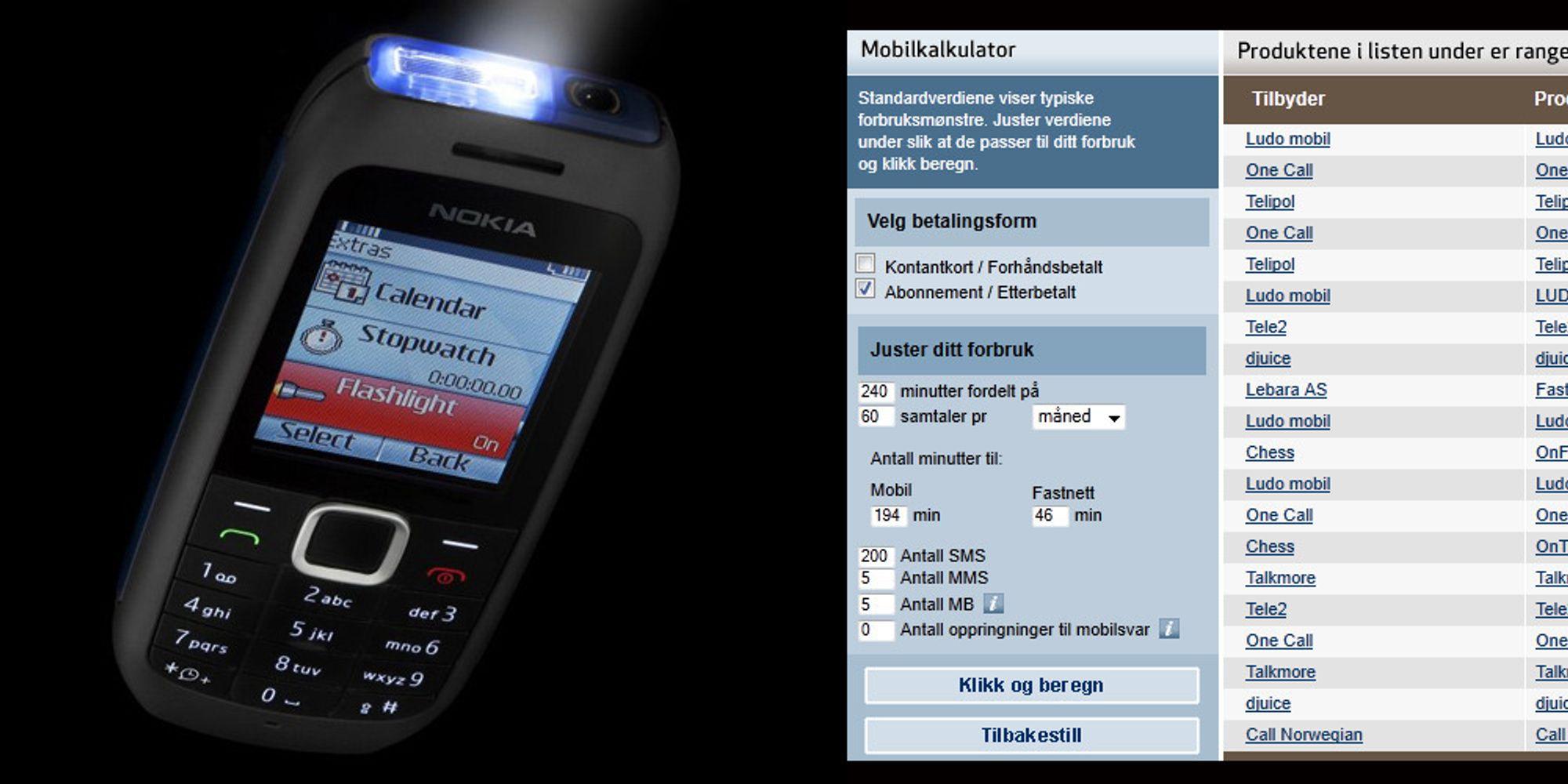 Slik kapper du mobilutgiftene