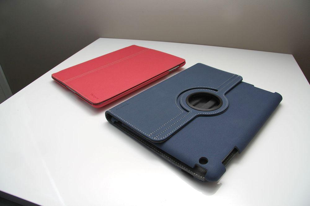 Test: Smarte iPad-deksler fra Targus