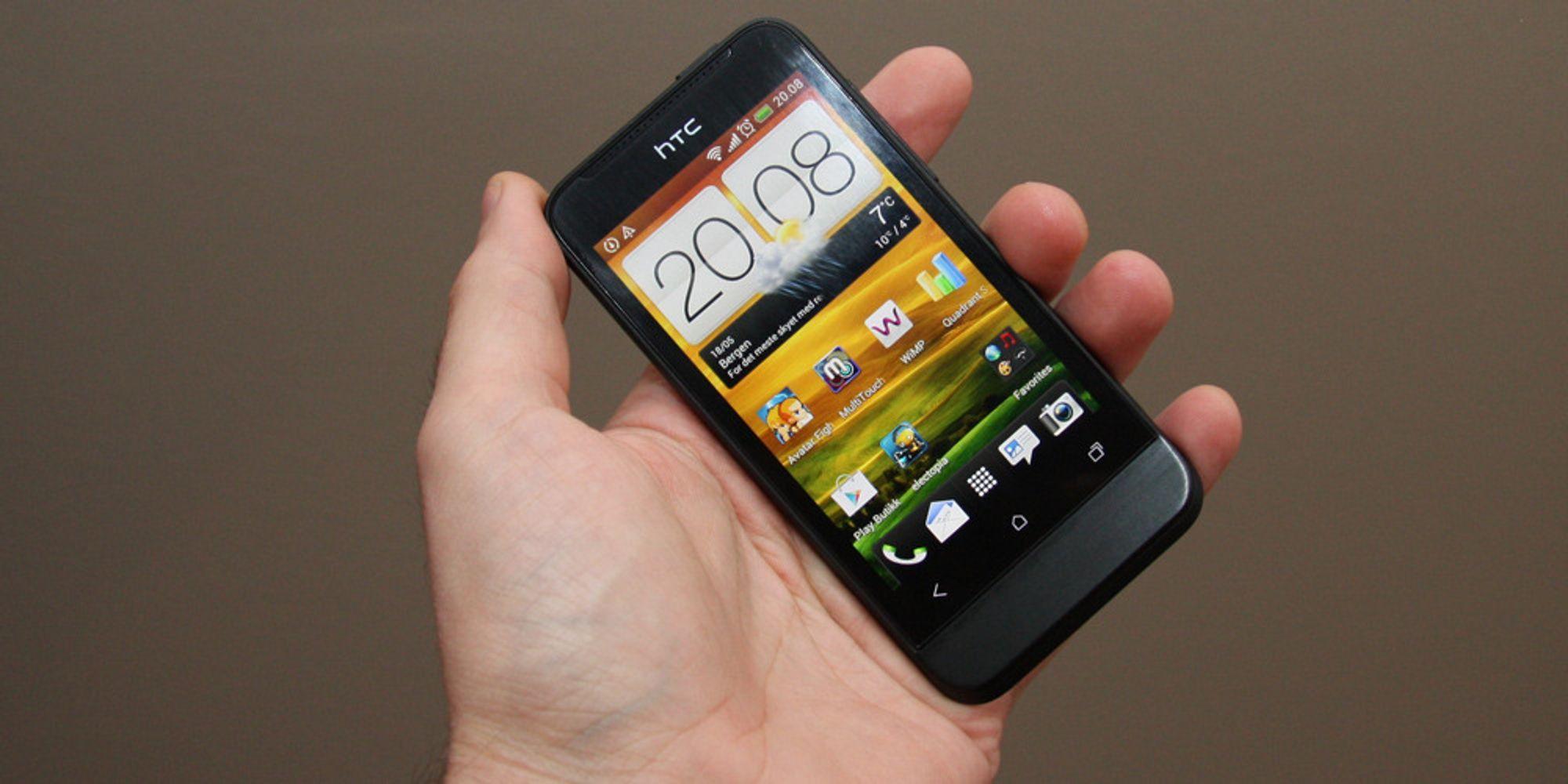Test: HTC One V