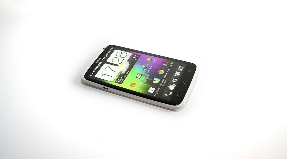TEST: Test: HTC One X