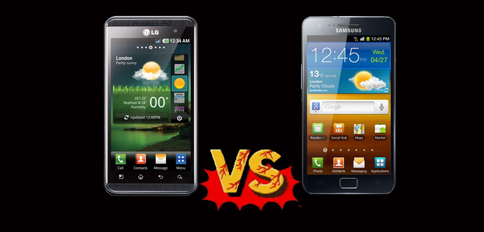 TEST: REMATCH: Optimus 3D VS Galaxy SII