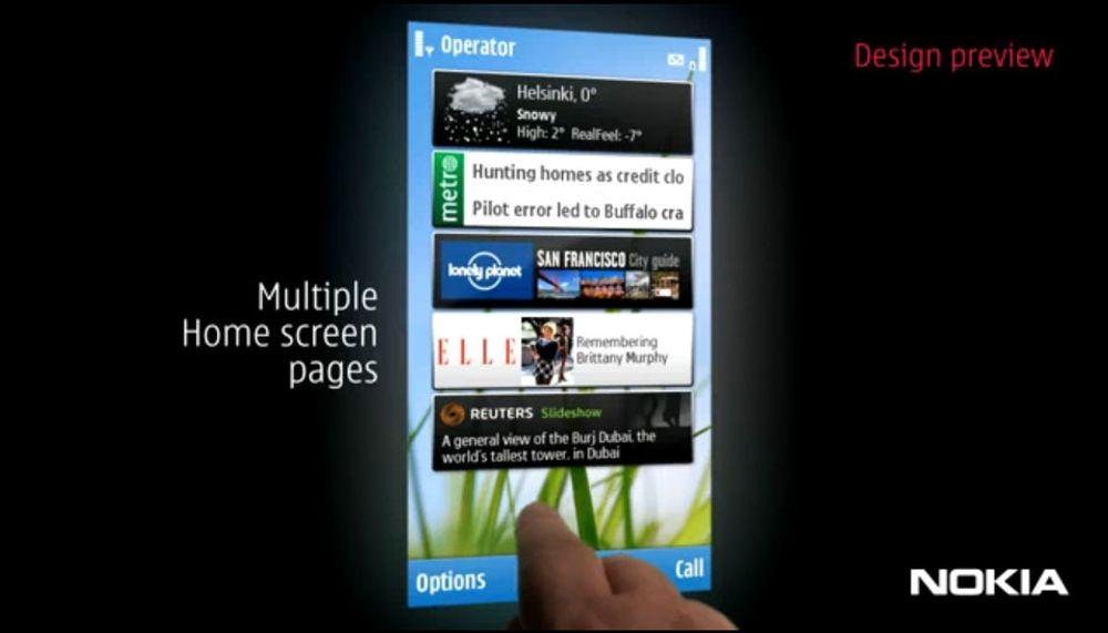 Ny Symbian innen april
